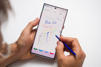 The Galaxy Note 10 Lite could introduce a cool new S Pen feature