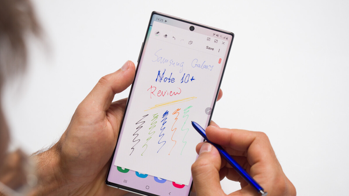 Image result for Samsung Note 10 Lite with S Pen