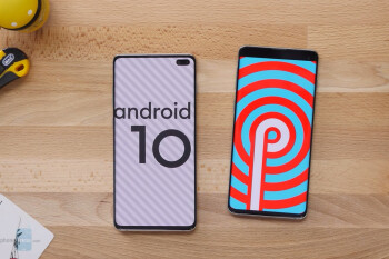 Verizon follows T-Mobile and Sprint in updating Galaxy S10 family to Android 10