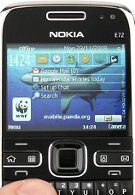 TELUS will launch the Nokia E72 on July 11