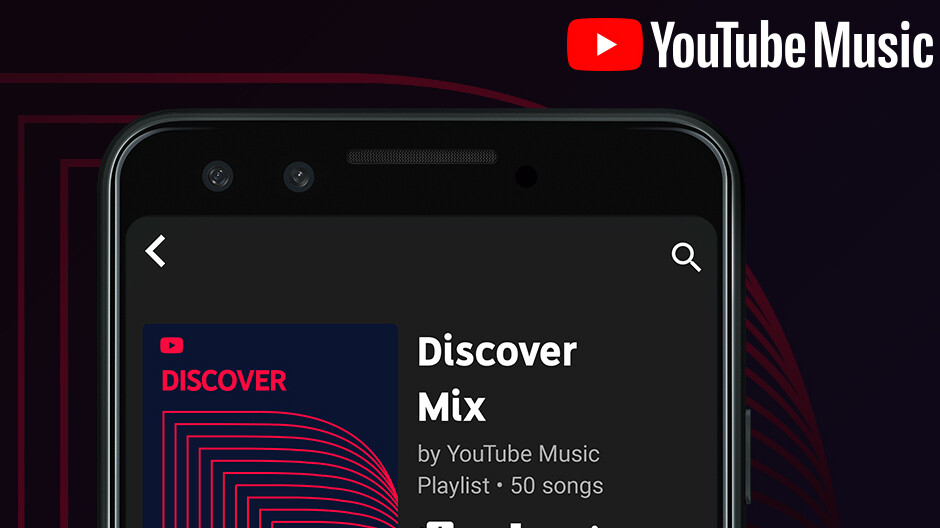 YouTube Music gets more personal with three new mixes