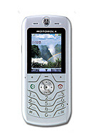 Motorola SLVR L6 available for Cingular