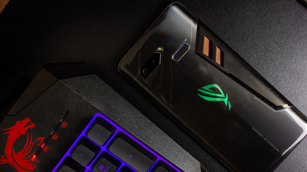 Microsoft on eBay has the Asus ROG Phone on sale for as little as $400