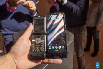 The Motorola razr is delayed, but not for the reason you think