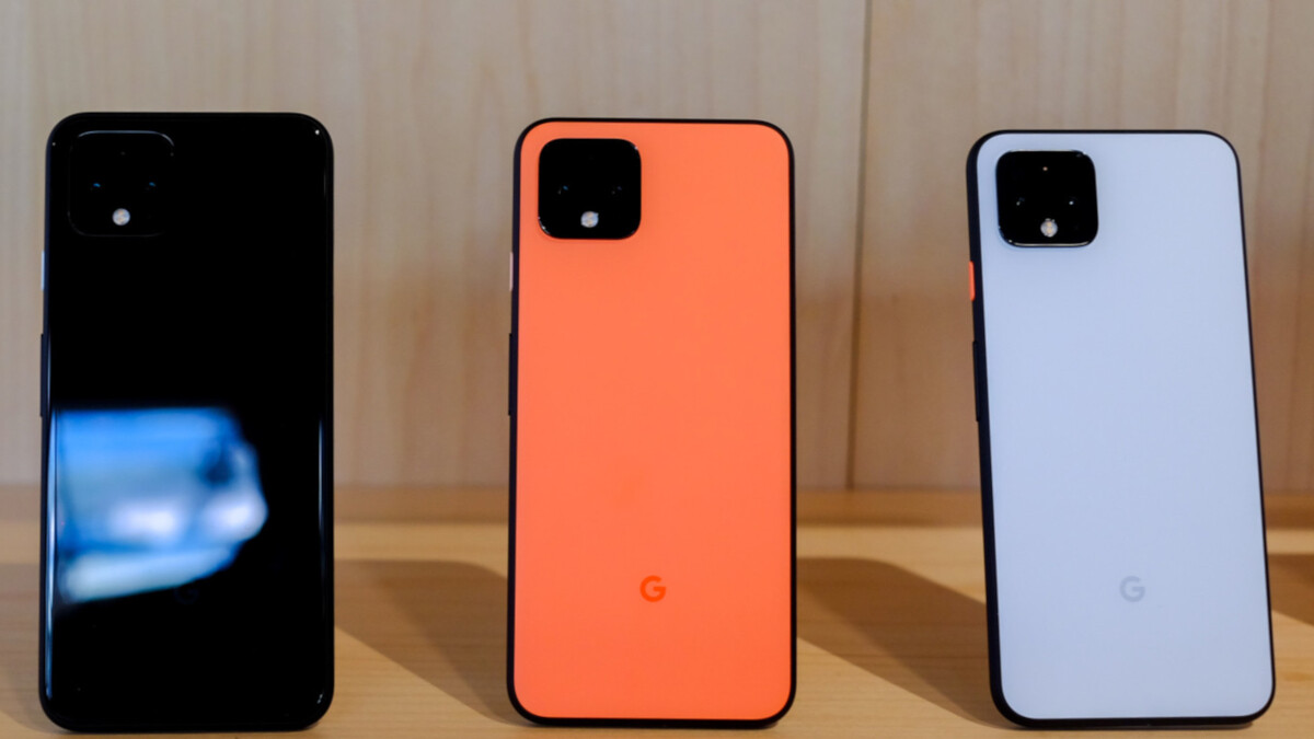 Pixel 4 gets updated with better video calls, ever-improving face unlock