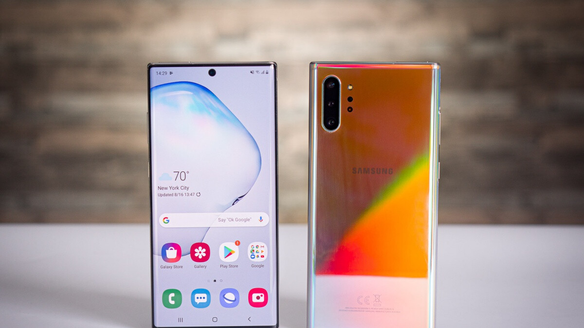 Samsung's Galaxy Note 10 and Note 10+ are on sale at big discounts on Amazon again