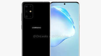 Take a look at how large the Samsung Galaxy S11+ screen will be