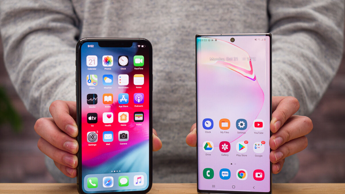 Samsung Galaxy Note 10+ is our Readers' Choice Phone of the Year