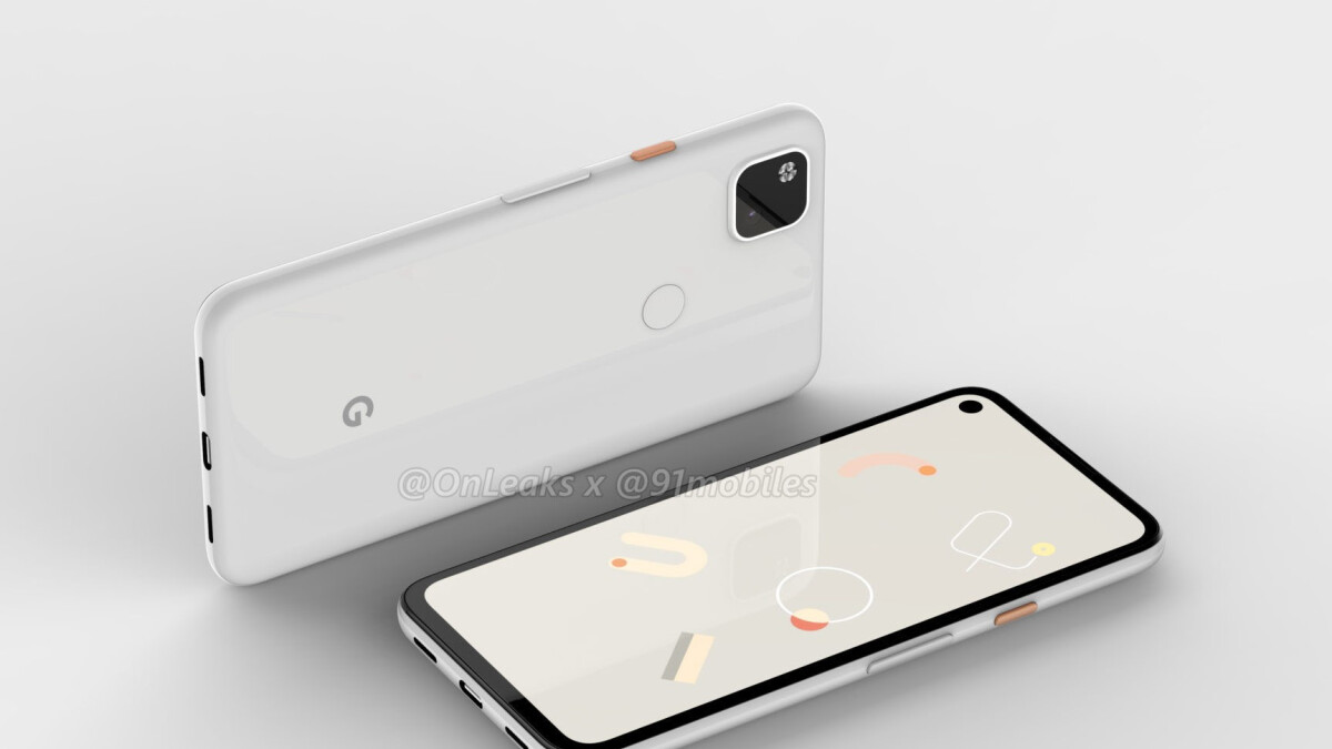 Massive Google Pixel 4a design leak reveals all, punch-hole display included