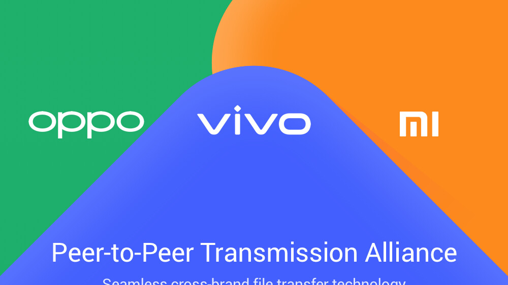 Three of the biggest smartphone manufacturers unite to bring an AirDrop alternative to Android