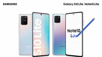 Samsung Galaxy S10 Lite & Note 10 Lite are official: premium features, lower prices
