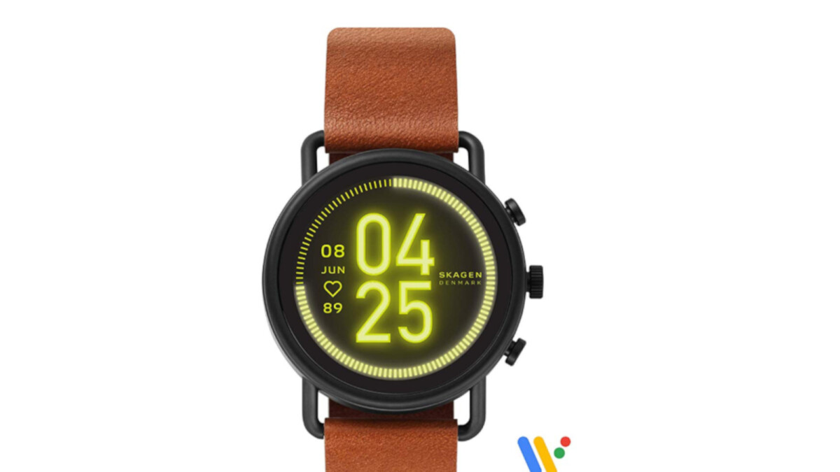 Wear OS-powered Skagen Falster 3 goes on pre-order on Amazon