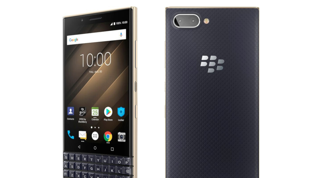 Save up to $220 on the BlackBerry KEY2 LE from Best Buy
