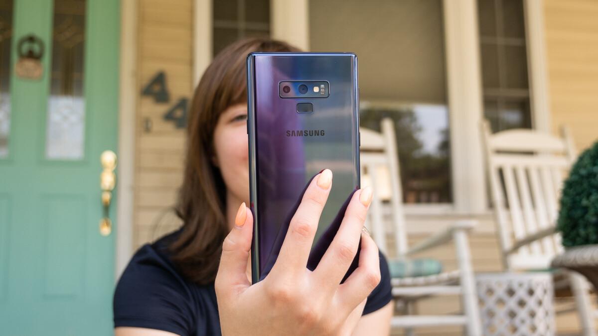 Unlocked Samsung Galaxy Note 9 is nearly 40% off on Amazon