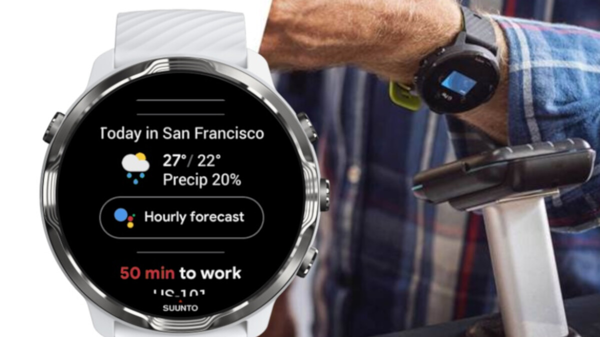 Suunto 7 is a new Wear OS smartwatch that features offline maps and much more