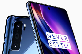 Here's another close look at the OnePlus 8 Lite