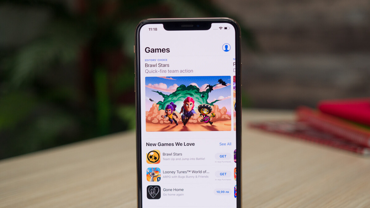 Apple App Store users spent more money than ever over Christmas
