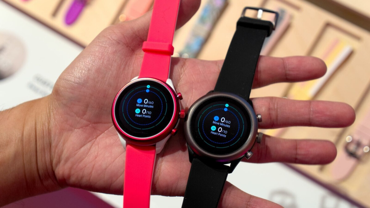 Fossil Sport smartwatch gets massive price cut in two sizes and many colors