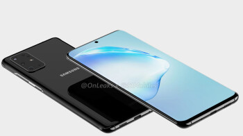 The Galaxy S20 and S20+ might not use Samsung's new 108MP camera