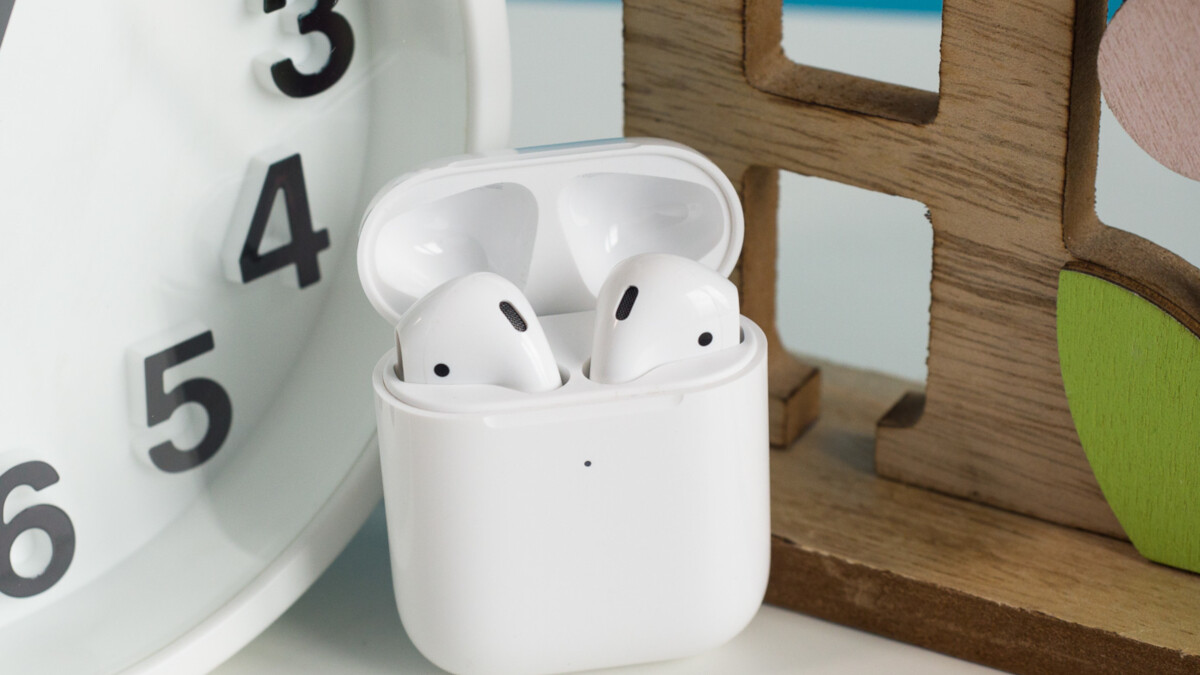 Second generation Apple AirPods are on sale at Amazon