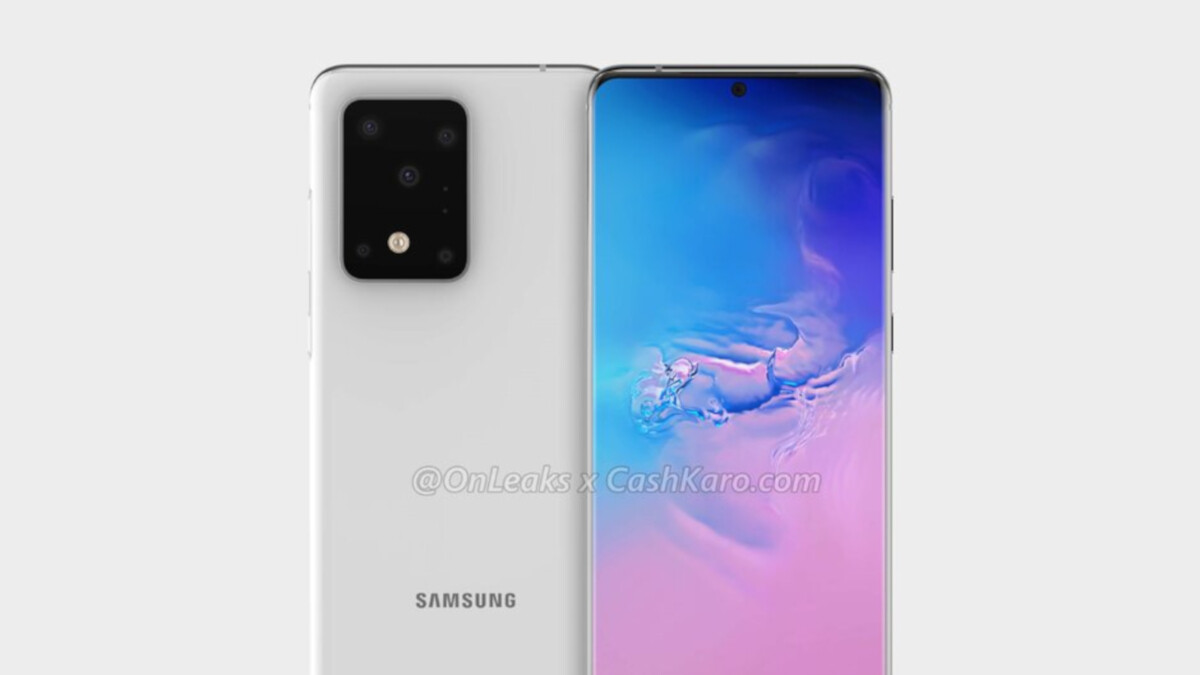 Samsung Galaxy S20 breakdown: three models will support 5G, the