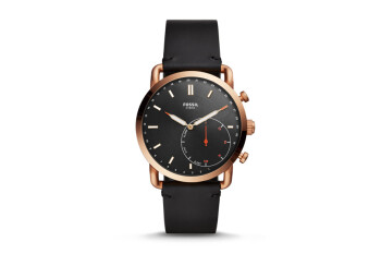 Fossil's Hybrid Commuter smartwatch is more than half off for a limited time