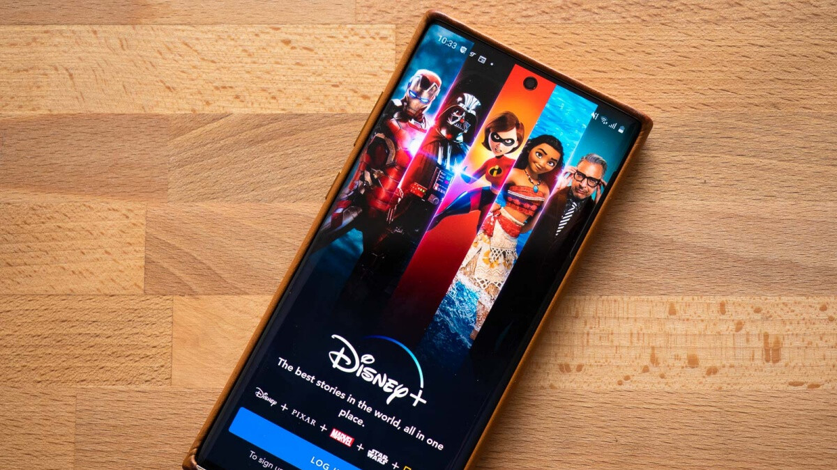 Disney+ Was the Top Downloaded App in the U.S.  for Q4