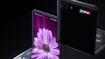 The foldable Galaxy Z Flip to have a dual-layer display and bigger than expected battery