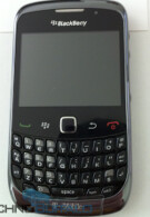 Prototype of the BlackBerry Curve 9300 appears on video