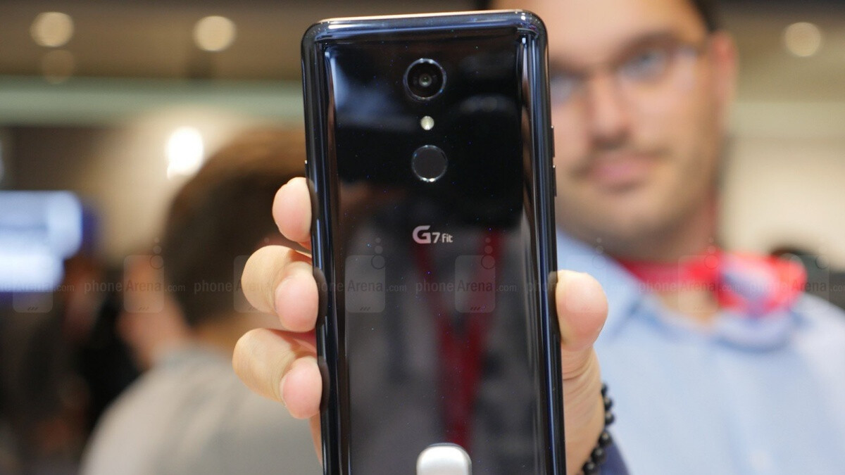 Random Woot deal brings the LG G7 Fit down to an all-time low price