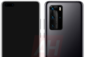 Leaked Huawei P40 Pro renders show off design, reveal launch colors