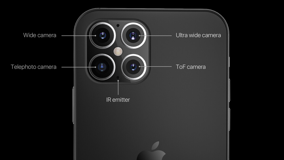 New Face ID and IKEA scanner lined up for the iPhone 12