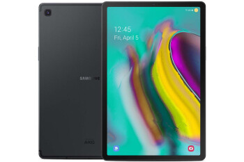 Save $50 and get a free Book Cover with purchase of Samsung Galaxy Tab S5e on Amazon