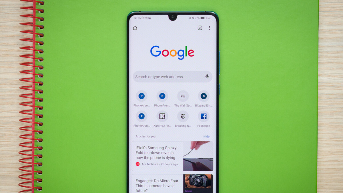 Google tests useful feature for Chrome browser app