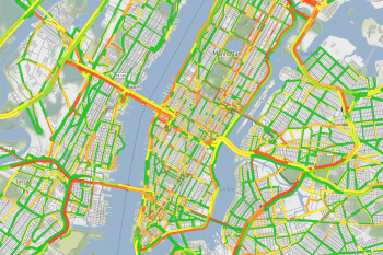 With Google Maps unavailable, Huawei turns to another mapping, navigation, and traffic provider