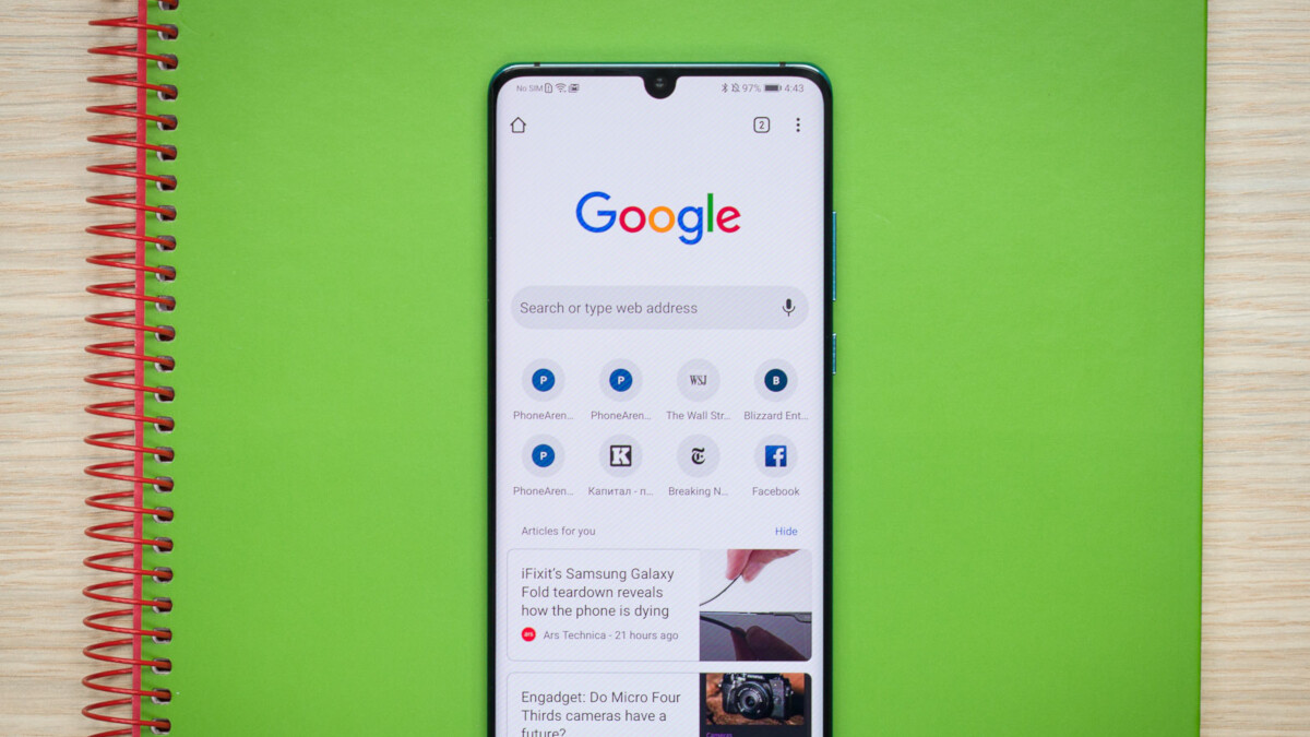 Google tests new share sheet for Chrome with screenshot editor and QR code generator
