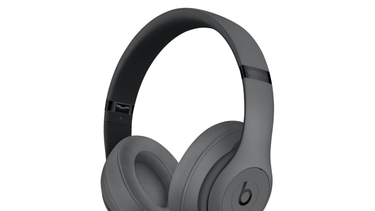 Grab a pair of Beats Studio3 wireless noise-canceling headphones for less than $200