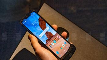 Foldable Motorola Razr gets a new US release date, same extravagant price