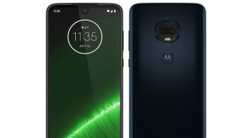 Motorola starts pushing out the Android 10 update to Moto G7 Plus