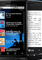 Kindle app for Android now available for free in the Android Market