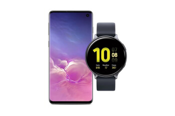 T-Mobile customers can get an awesome Galaxy S10/Galaxy Watch Active 2 bundle deal