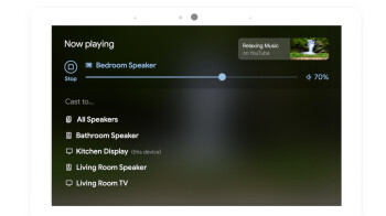Google reveals new Media View feature for Nest Hub smart displays