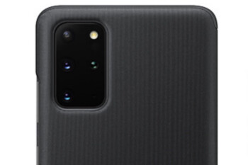 Galaxy Note 20 design leak takes cue from the S20, with a caveat