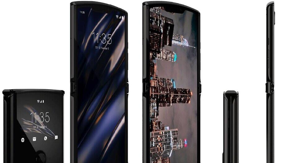 Motorola razr (2019) pre-orders are up, asking for $1,500 in Galaxy S season... good idea?