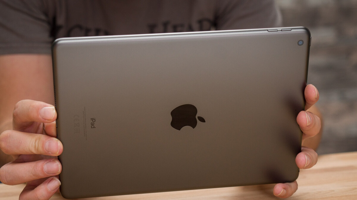 Apple's 10.2-inch iPad was almost popular enough to keep the whole tablet market afloat in Q4