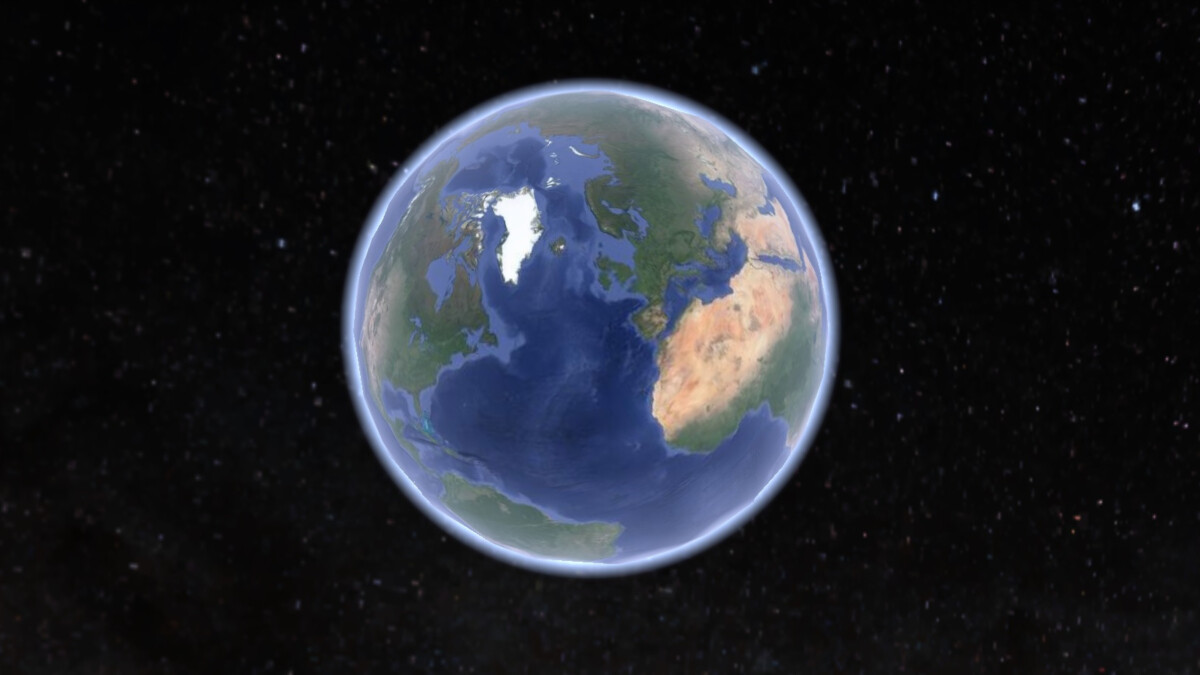 Google reaches for the stars with update to mobile Earth app