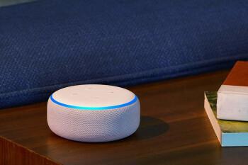 Save 40% on Amazon's third generation Echo Dot smart speaker