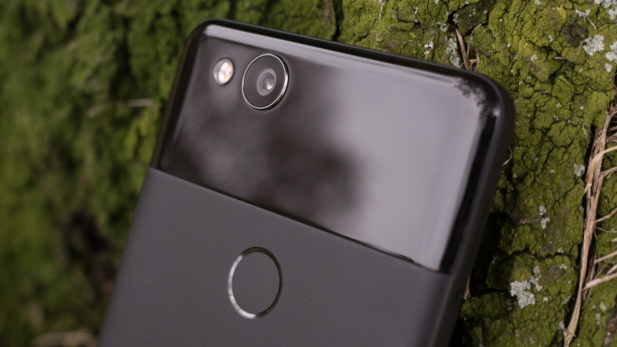 Some Google Pixel 2 users haven't been able to use the rear camera on their phones