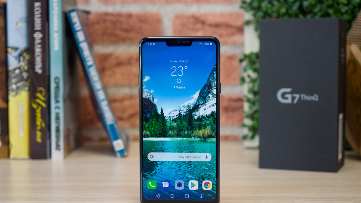LG G7 ThinQ drops to new all-time low price at Amazon