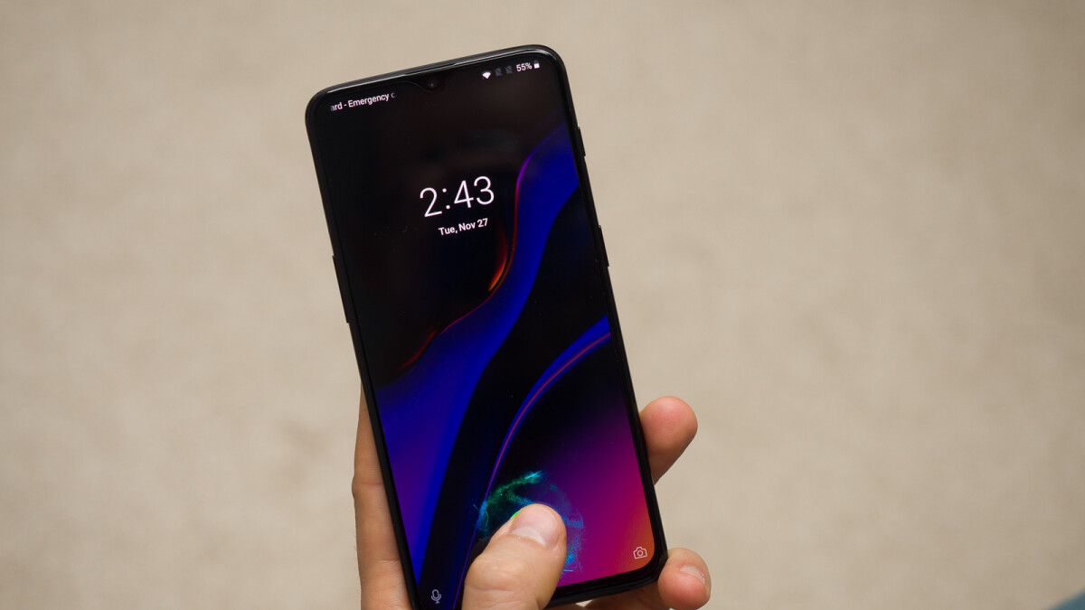 OnePlus 6/6T Android 10 rollout resumes for the fourth time